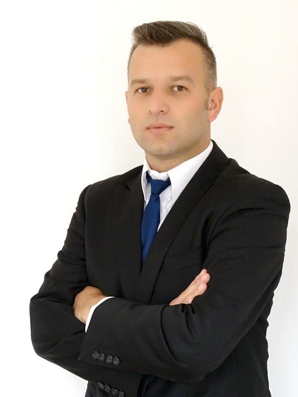 Jarosław Szymkowicz - specjalista ds. marketingu internetowego