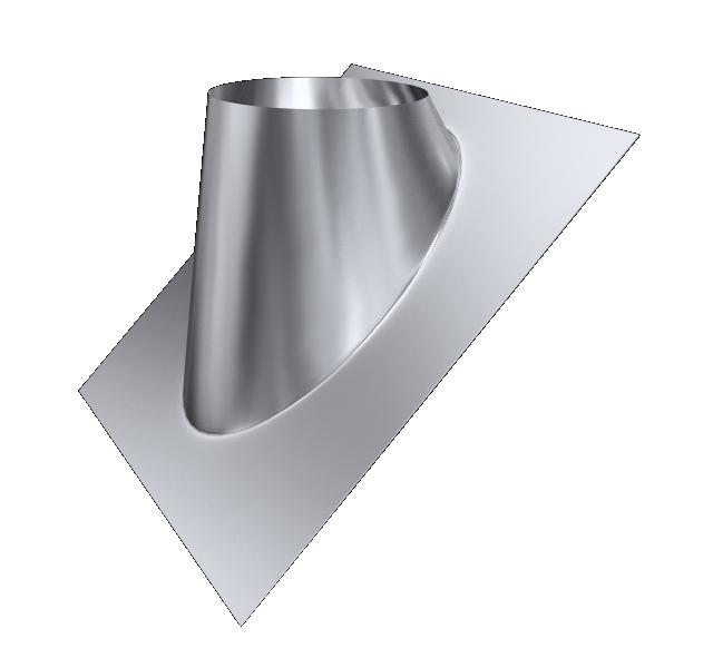 Przepust dachowy 35-50° MKD Premium MK ŻARY