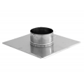 Płyta dachowa wywiewki 2 kwasoodporna SPIROFLEX Ø 250mm