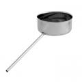 Odskraplacz żaroodporny SPIROFLEX Ø 160mm gr.1,0mm