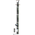 Wkład kominowy żaroodporny owalny MKSZ Invest Owal MK ŻARY 110x220mm gr.0,8mm
