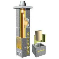 System Kominowy Ceramiczny SCHIEDEL Rondo Plus Ø 200mm