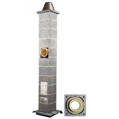 System Kominowy Ceramiczny ICOPAL WULKAN CI-eko Ø 180mm