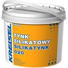 Tynk silikatowy Kreisel 020 Silikatynk, 25kg