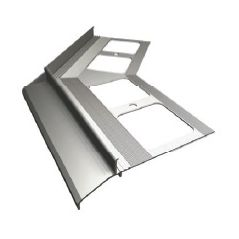 ATLAS narożnik zewnętrzny 135° system 100, balkonowo-tarasowy (1 szt.)