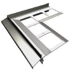 ATLAS narożnik zewnętrzny 90° system 150, balkonowo-tarasowy (1 szt.)