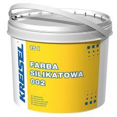 Farba silikatowa Kreisel 002, 15 l