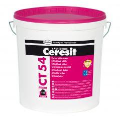 Farba silikatowa Ceresit CT 54, 15 l