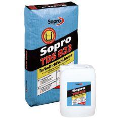 SOPRO zaprawa uszczelniająca TURBO TDS 823, 10kg + 10kg