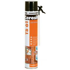 Pianka montażowa Ceresit TS61 750 ml, wężykowa