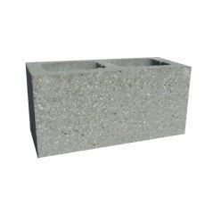 CJBLOK Pustak betonowy elewacyjny PBES-19 szlifowany