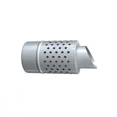 Czerpnia pozioma dwuścienna MKPS Invest MK ŻARY Ø 100/150mm biała