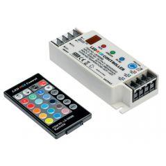 KONTROLER LED RGB PILOT DC12/24V