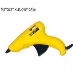 PISTOLET KLEJOWY GR20 25W