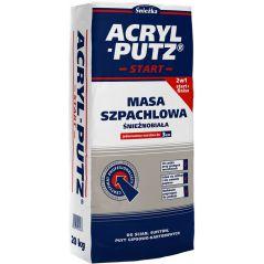 ŚNIEŻKA SZPACHLA ACRYL PUTZ SYPKA START 2.5KG