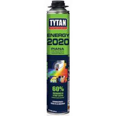 PIANKA PISTOLETOWA TYTAN 750ML O2 ENERGY 2020