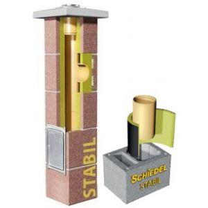 System Kominowy Ceramiczny SCHIEDEL Stabil Ø 200mm z wentylacją