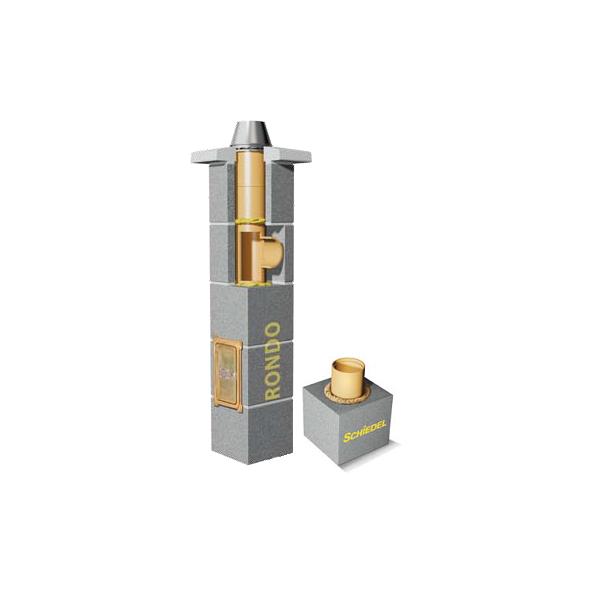 System Kominowy Ceramiczny SCHIEDEL Rondo Ø 180mm