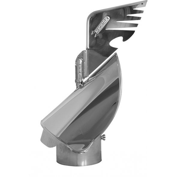 Nasada Rotomax 2 Ø 110mm z podstawą rurową wersja INSIDE®