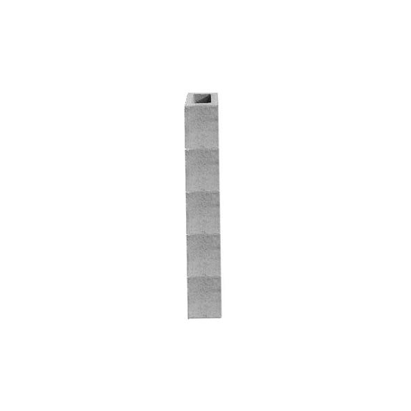 System Kominowy Wentylacyjny SCHIEDEL 1-kanałowy pionowy