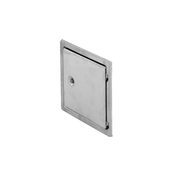 Drzwi wyczystki nierdzewne SPIROFLEX Ø 130mm