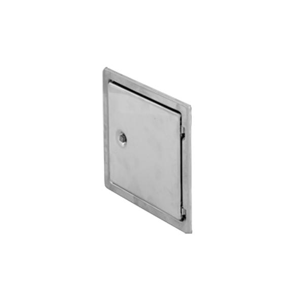 Drzwi wyczystki nierdzewne SPIROFLEX Ø 100mm