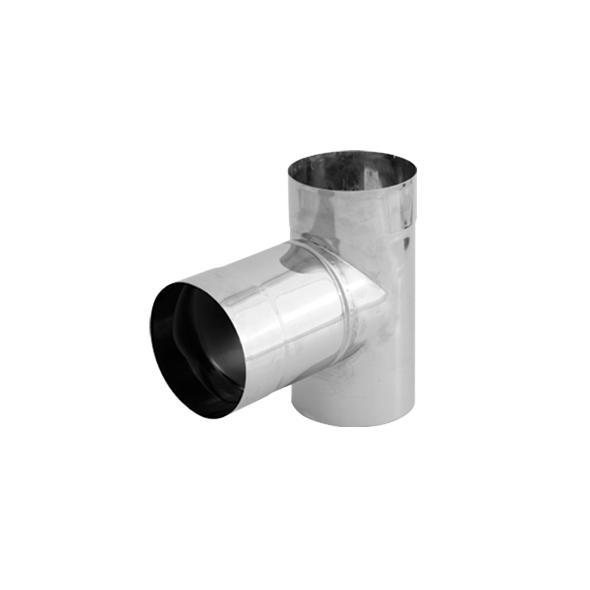 Trójnik 90° kwasoodporny SPIROFLEX Ø 200mm