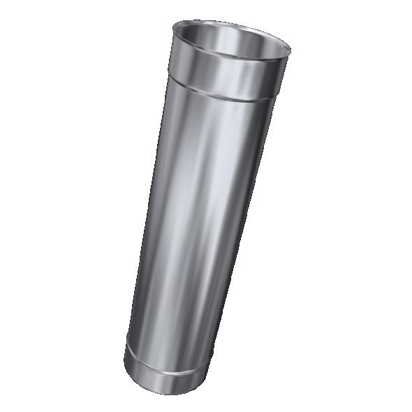 Rura prosta żaroodporna MKSZ Invest MK ŻARY Ø 250mm 1mb gr.0,8mm