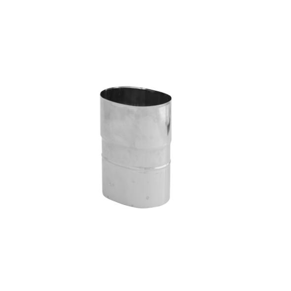 Rura żaroodporna owalna SPIROFLEX 120x215mm 0,25mb gr.0,8mm