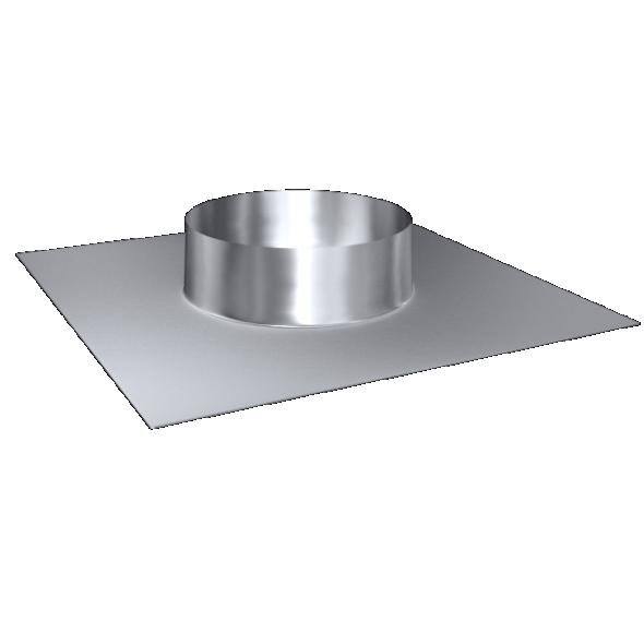 Przepust dachowy  0-5° MKKS/MKPS Invest MK ŻARY Ø 125mm