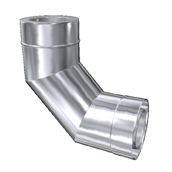 Kolano 90° izolowane MKD Premium MK ŻARY Ø 160mm